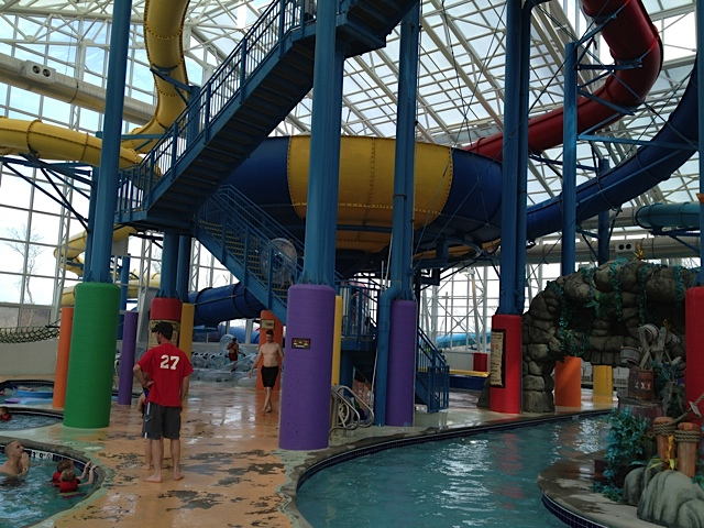 French lick in watwe park